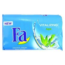 Fa Vitalizing Aqua Fresh Bar Soap 175gm