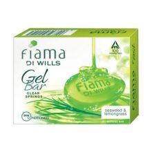 Fiama Seaweed & Lemongrass Bar Soap 125gm