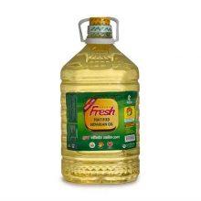 Fresh Soyabean Oil 5ltr