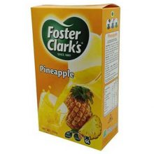 Instant Drink Foster Clarks Pineapple 450gm