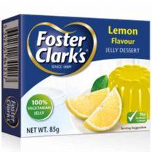 Jelly Foster Clarks Lemon 85gm