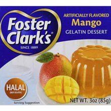 Jelly Foster Clarks Mango 85gm
