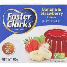 Jelly Foster Clarks Strawberry  85 gm