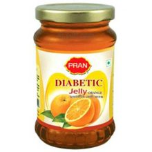 Jelly Pran Sugar free Orange 500 gm