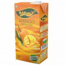 Juice Aaram Mango 1 Liter