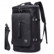 KAKA 40L Travel Sports Men Backpack – Black