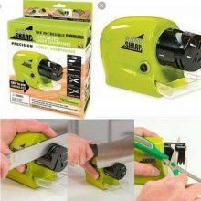 Knife Sharpner – Green and Black