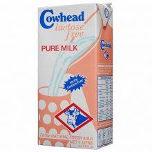 Liquid Milk Cow Head Lactose free 1 Liter