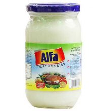 Mayonnaise Alfa 236.5ml