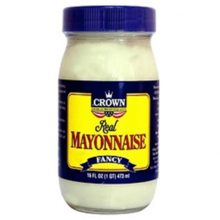 Mayonnaise Crown 237ml