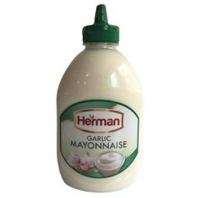 Mayonnaise Garlic Herman 500ml