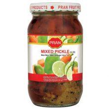 Mixed Pickle Pran 400 gm