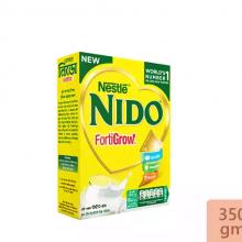 Nestlé NIDO Fortigrow Full Cream Milk Powder BIB Per 350 gm