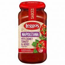 Pasta Sauce Leggos 500gm