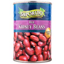 Red Kidney Beans Saporito 400gm