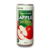 Lotte Sweetened Apple Drink-240ml