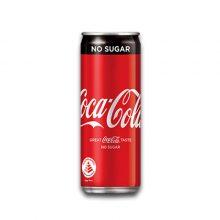 Coca Zero Can-320ml