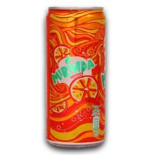 Mirinda Orange Can-320ml