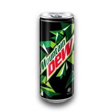 Mountain Dew Can-320ml