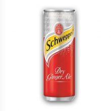 Scheweps Ginger Ale-320ml