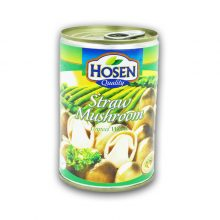 Hosen Straw Mushroom Unpeel Whole-425gm