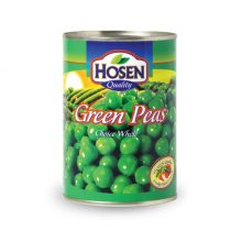 Hosen Green Peas Choice Whole-397gm