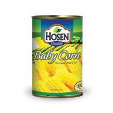 Hosen Baby Corn Young Corn Cut)-400gm