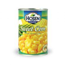 Hosen Whole Kernel Corn(Sweet Corn)-400gm