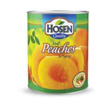 Hosen Peaches Half in Syrup-825gm