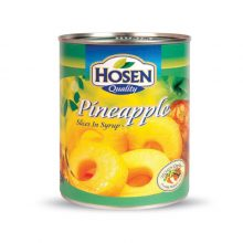 Hosen Pineapple slices in Syrup-565gm