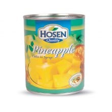 Hosen Pineapple Cubes in Syrup-565gm