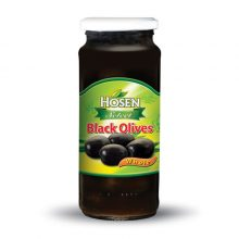 Hisen Black Olive Whole-350gm