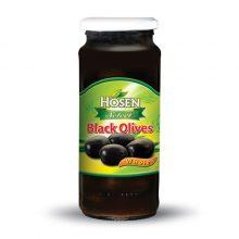 Hisen Black Olive Whole-350gm
