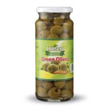 Hosen Green Olive Pitted-345gm