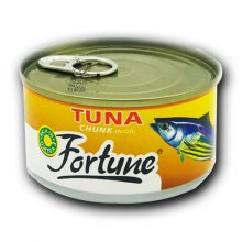 Fortune Tuna Chunk in Oil-185gm