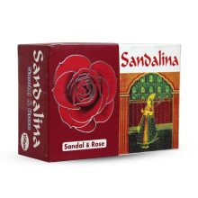 Sandalina Sandal & Rose Soap 150gm