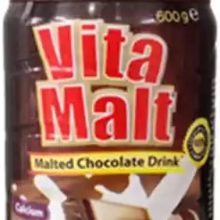 Vitamalt Chocolate Drink Jar 600 gm