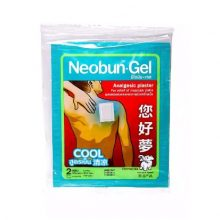 Neobun Gel Analgesic plaster (Cool) each