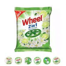 Wheel Washing Powder 2in1 Clean & Fresh 500 gm