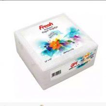 Fresh Paper Napkins 13″ Perfumed (100X1 Ply) each