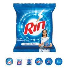 Rin Washing Powder Power Bright 500 gm