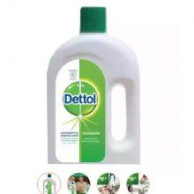 Dettol Antiseptic Liquid (Brown) Single Pack 500 ml