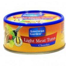 Tuna Chunk American Natural Meat 180 gm