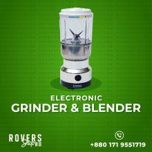 Nima 2 in 1 electric grinder and blender