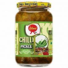 chili pickle ahmed 400 gm