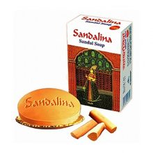 Sandalina Sandal Soap 125gm
