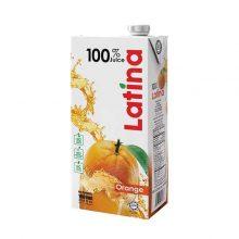 Latina Orange Juice 1000ml (Tetra)