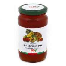 BD fruits mixed jam 360 Gm
