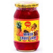 Mixed fruit Jelly Ahmed 500gm