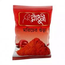 Radhuni Chili (Morich) Powder 200g